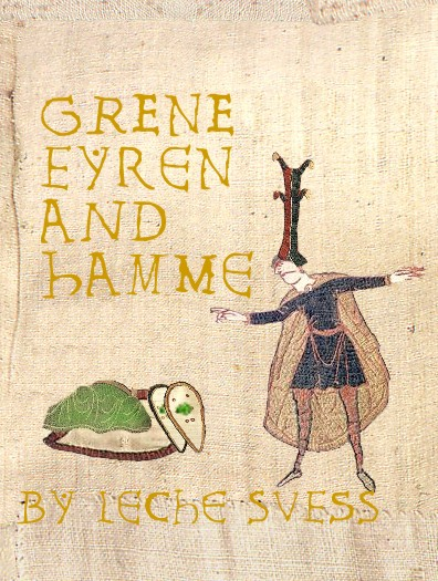 Grene Eyren and Hamme