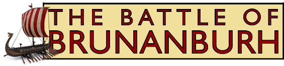 Battle of Brunanburh logo